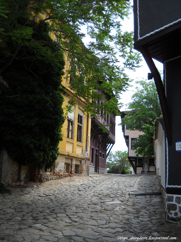 Амфитеатр в Пловдиве