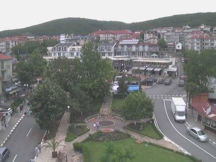 Наводнение и курорты Болгарии