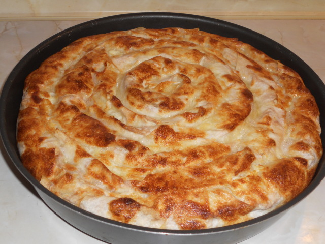 баница болгарская рецепт с фото