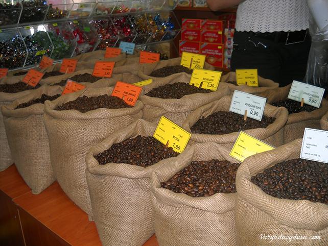 Кофе в Болгарии