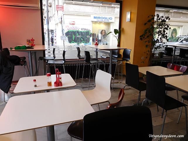 Кафе Римини