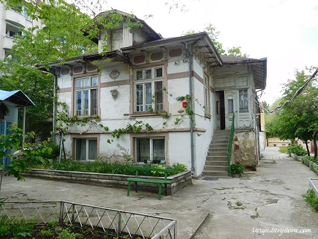 Дом русских инвалидов