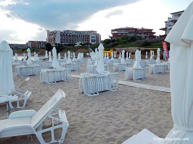 Пляж на Святом Власе