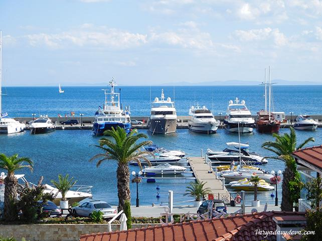 potr_maДиневи Ризорт яхт порт Марина Диневи. Свети Влас