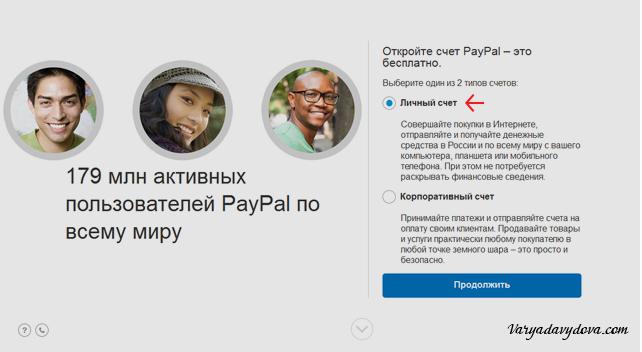 PayPal в Болгарии