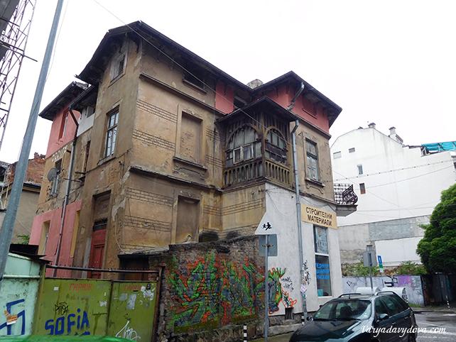 Квартал Центр в Софии (район Оборище)