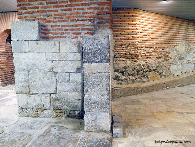 Крепость в Софии