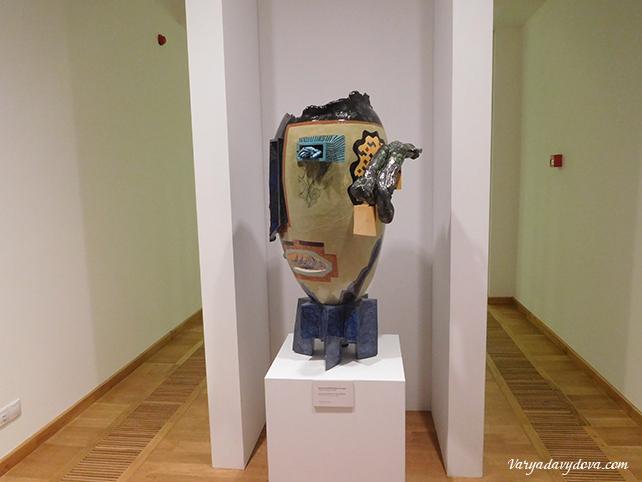 Национальная галерея иностранного искусства в Софии