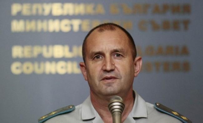 Президент Болгарии (Румен Радев)