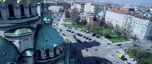 Shivaay 2016 - Храм Александр Невский в Софии