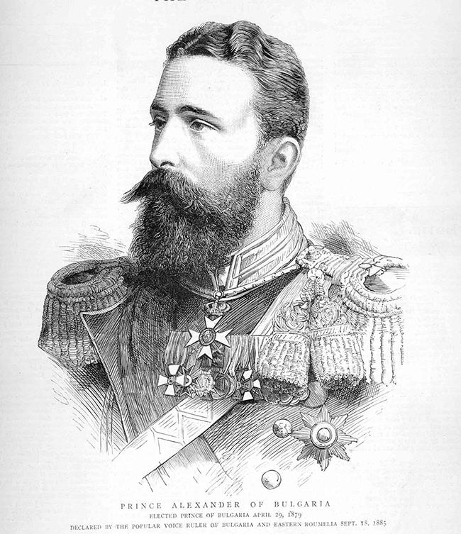 Александр Баттенберг