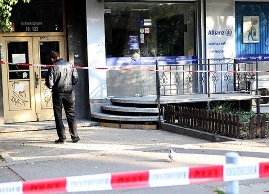 Ограбление по болгарски