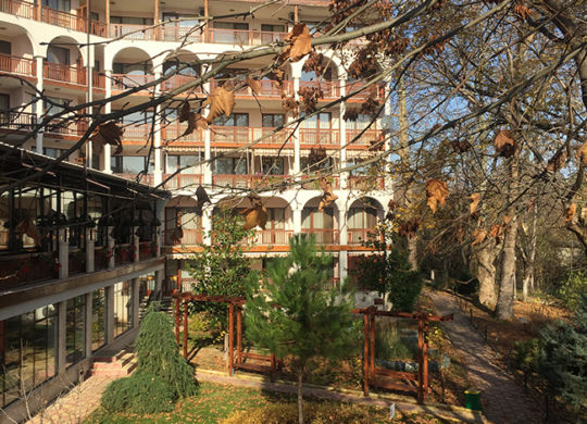 Отель Эстрея Резиденс на курорте Св.св.Константин и Елена