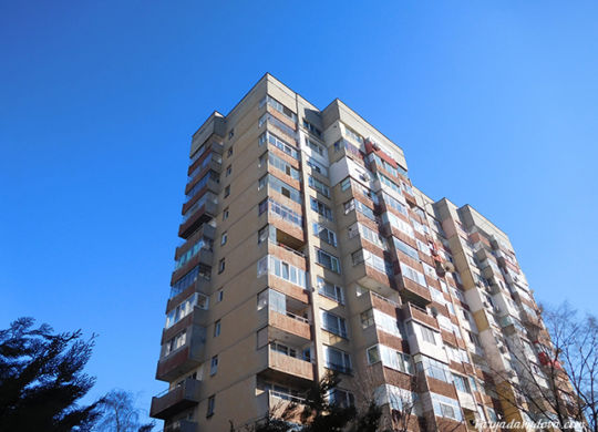 Панельные дома в Болгарии. Краткая история