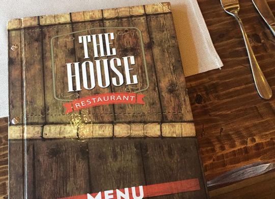 Ресторан The House в Банско