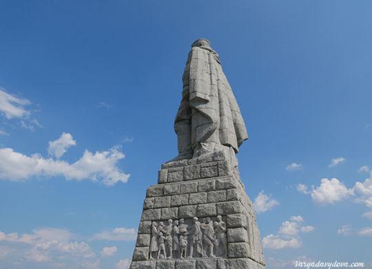 """Памятник """"Алеша"""" в Пловдиве"""