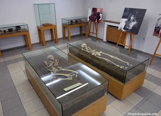 Антропологический музей в Софии