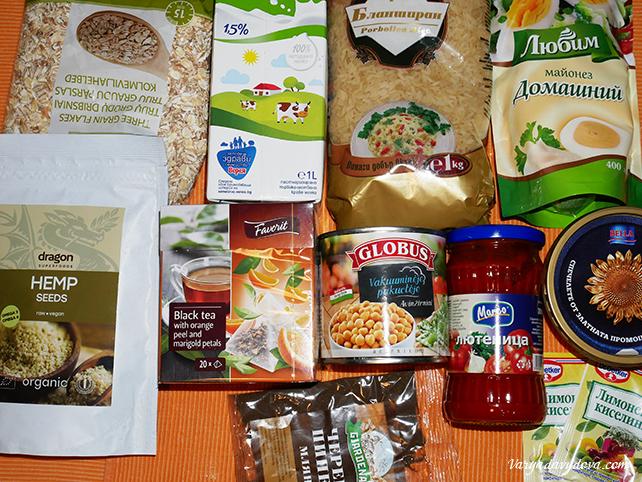 Цены на продукты в болгарии 2019 купить дом корсика