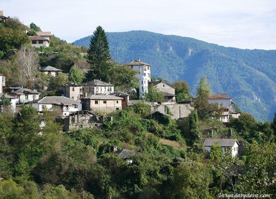 Село Косово в Родопах