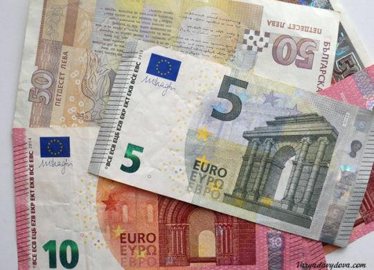 Когда в Болгарии начнет ходить евро