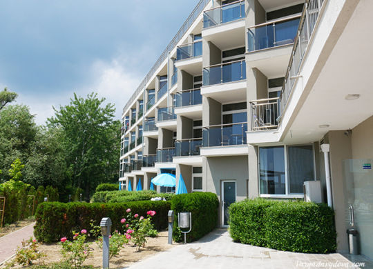Отзыв про созопольский отель South Pearl Residence Resort & Spa 3*