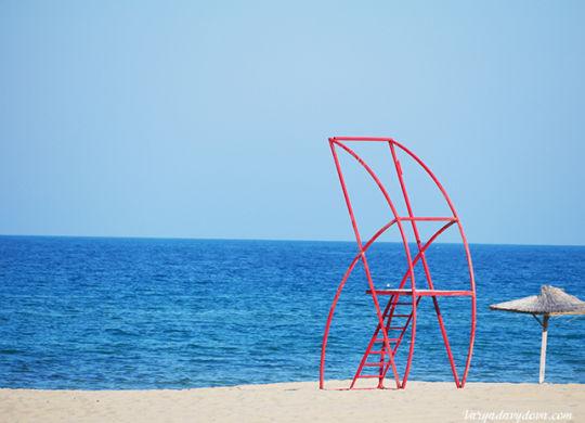 Пляж Каваците. Созополь