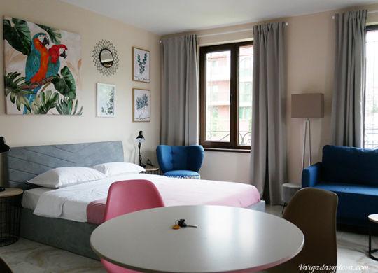 Апартамент в комплексе Артур на курорте Свети Влас