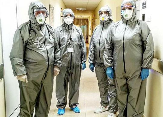 Карантин по коронавирусу в Болгарии
