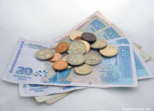 Пенсии в Болгарии