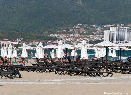 Болгария. Бархатный сезон