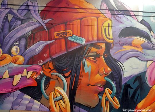 Стрит-арт в Софии