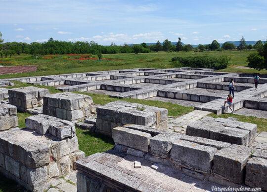Плиска — первая столица Болгарии
