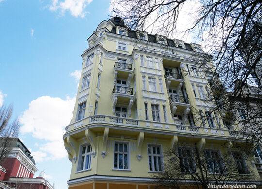Дом барона Гендовича