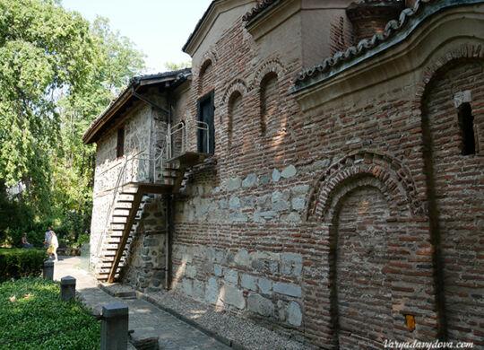 Боянская церковь. Софийска Света гора