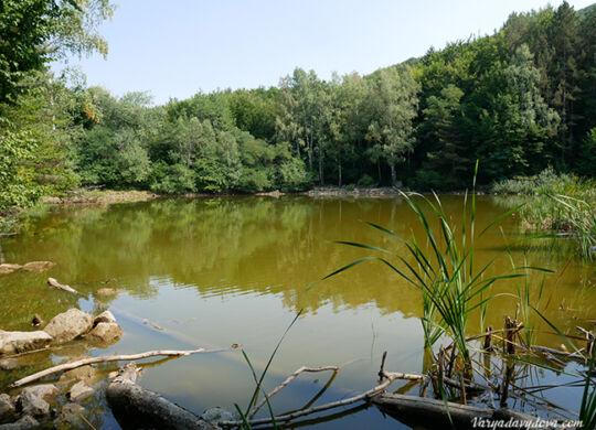 Боянский водопад и Боянское озер