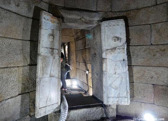 Фракийская гробница Голяма Косматка