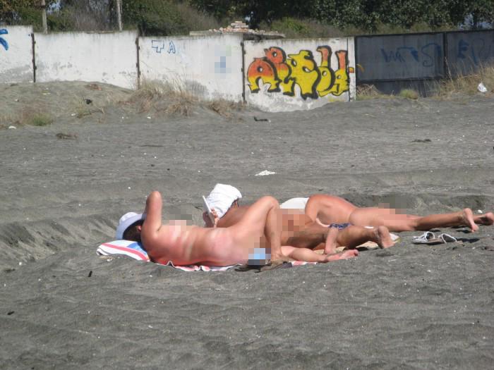 болгарские девушки на пляже
