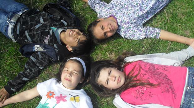 Дети в Болгарии