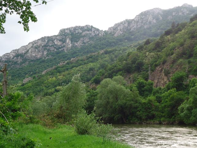 Скалы в Болгарии. Ритлите
