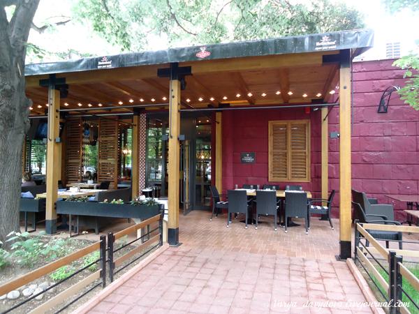 Ресторан Виктория в Софии