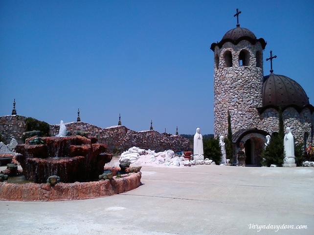 Замок в Болгарии