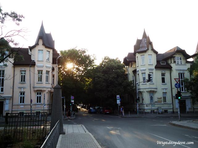 Дома в Софии