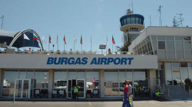 Проблемы русских туристов в Болгарии. Аэропорт Сарафово, Бургас