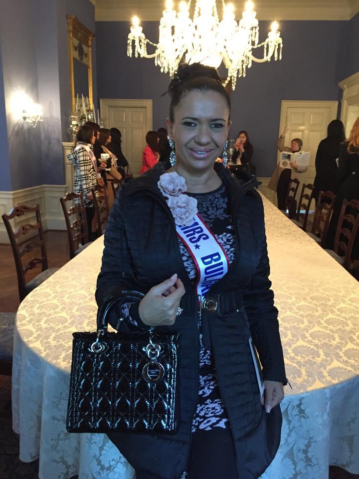 Миссис Болгария не стала миссис мира 2014.