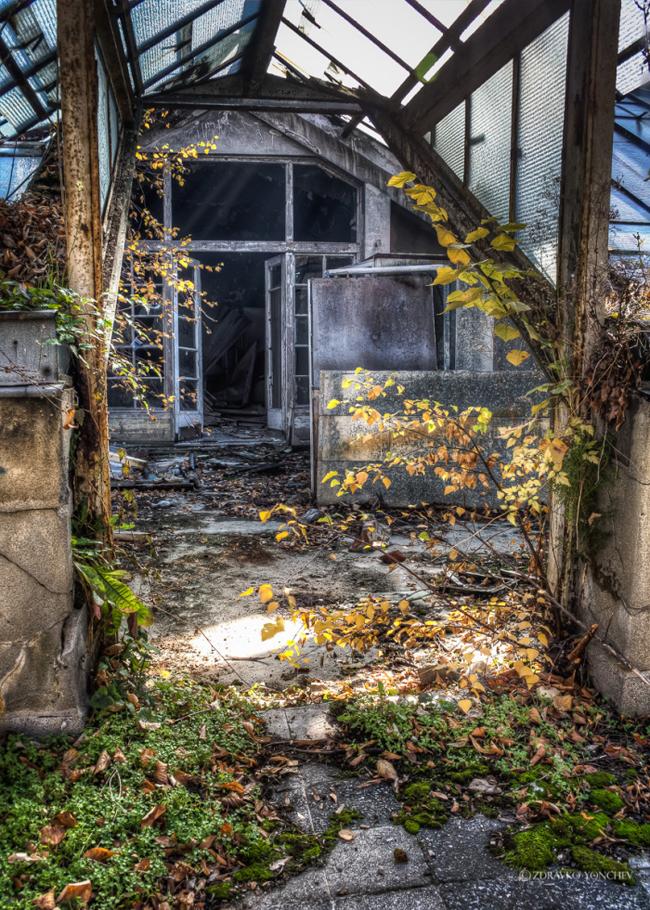 Минеральная баня Овча Купел в Софии, Болгария