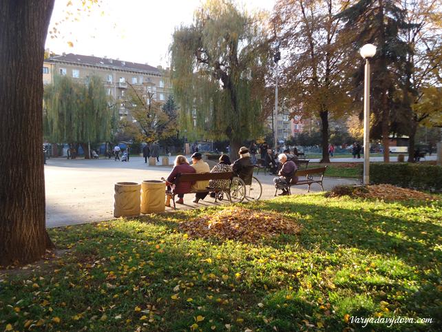 Болгария в ноябре