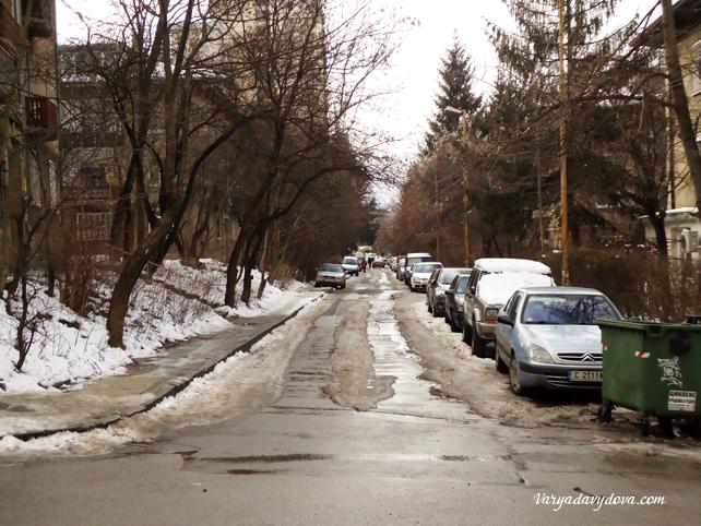 Болгария в январе