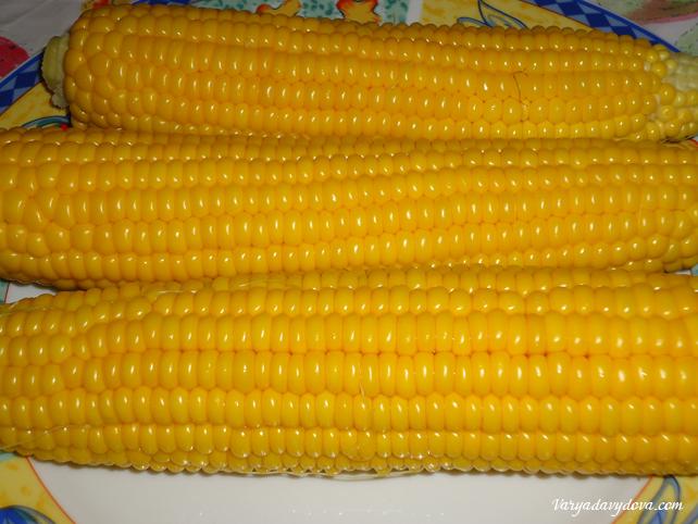 Царевица - болгарская кукуруза