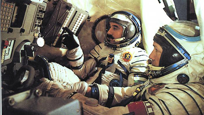 Болгарские космонавты