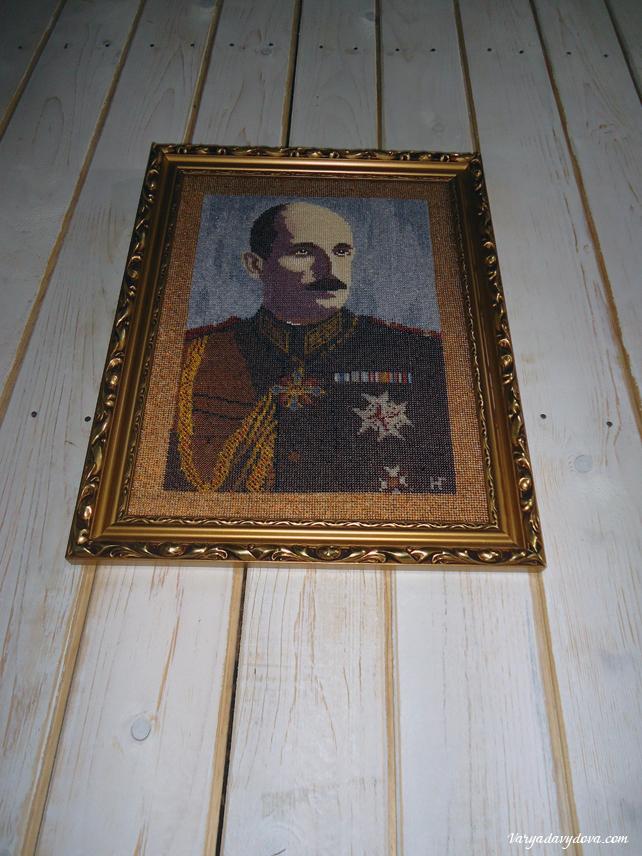 Дворец Царска Бистрица, Боровец